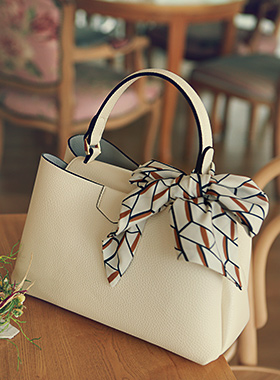 Jackie small square Tote