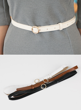 One point ring Belt