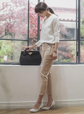 Pants Slim Fit 9 Part Ⅱ