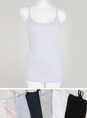 Cooling Cotton span sleeveless top