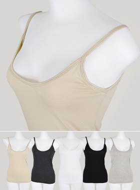 Slim Soft Rayon sleeveless top
