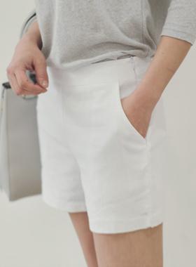 Basic Linen Suit (Shorts)