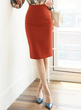 Soft high waist Skirt (fall)