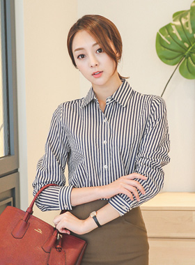 Eco Stripe Shirt