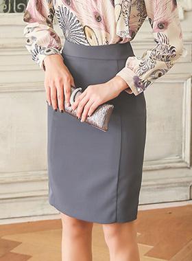 Formal Baba Hline Skirt