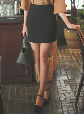 Formal Slavic Mini skirt