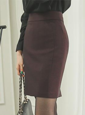 simple incision Hline Skirt