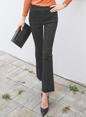 Cut Boot cut Banding Pants (fall)