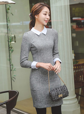 Romantic Kara Knit Dress