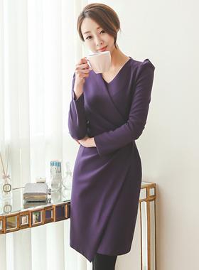 Drape Dress Michelle Marion