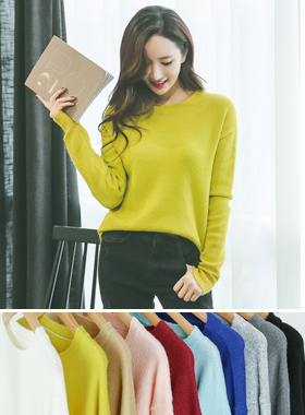 Charming Daily Round Knit