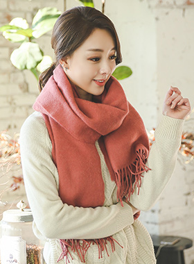 Cache touch Wool ignorance muffler