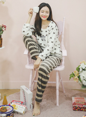 Brownie sleep Pajamas Set