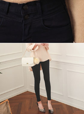 Banhayi napping Cotton span Jeans