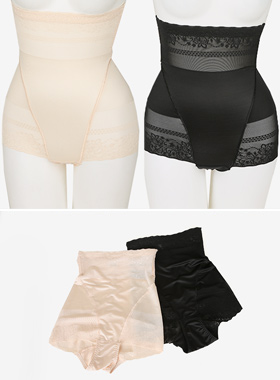 Race high waist Shaper Panty