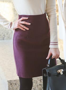 Arden high waist 5 parts Skirt (winter)