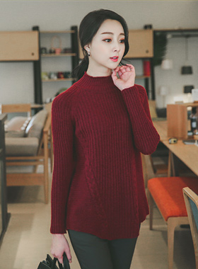Basic nagrang semi-polar Knit