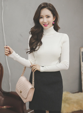 Basic Slim Paula Knit