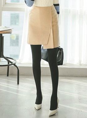 unbalance cutting Soft Skirt