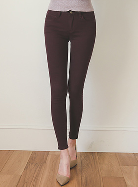Daily napping Cotton span Skinny