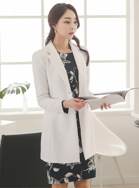 Modern Taylor Slim Long Jacket (spring)