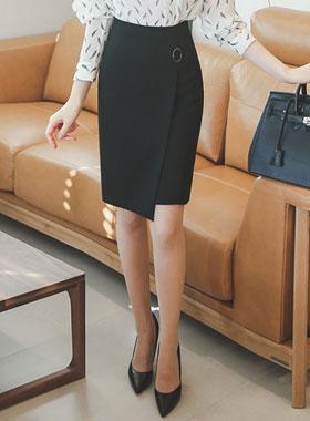 Wrap Skirt modern keuromring Marion