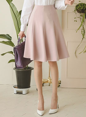 Springs and adjuster Flare Skirt
