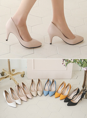 Spring Heel Pumps Daily Middleton