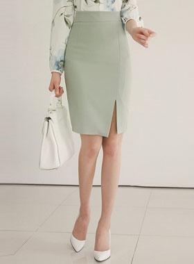 Slim Body Skirt teuim