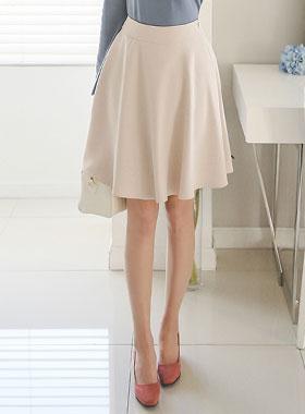 Basic Flare Skirt