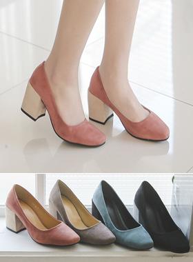 color combination Platform shoes Pump