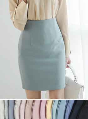 Arden high waist 5 parts Skirt (spring)