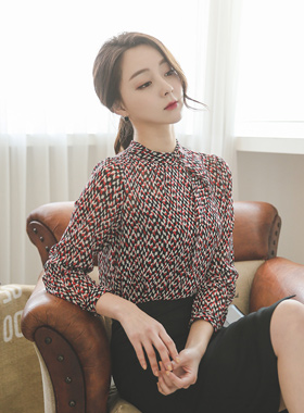 Omi point glass Blouse