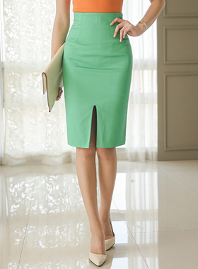 Fresh deep slits High Skirt