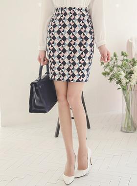 Sister Cotton span Skirt