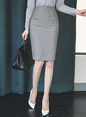Formal Office Hline Skirt