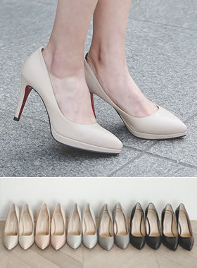 Marian cushion Platform shoes stilettos
