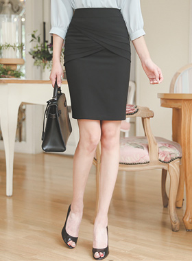 Tiered Tulip Lab Formal Skirt