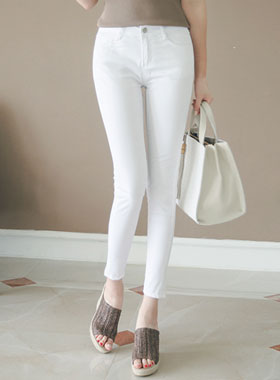 Summer light Cotton span Skinny