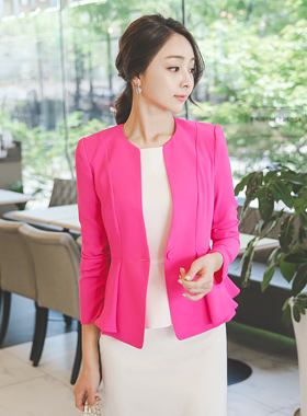 Double page plum Jacket (summer)