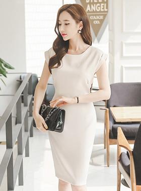 Modern French Sleeve Dress