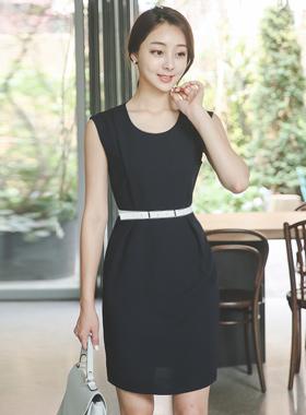 Minimal Incision Pinch Dress