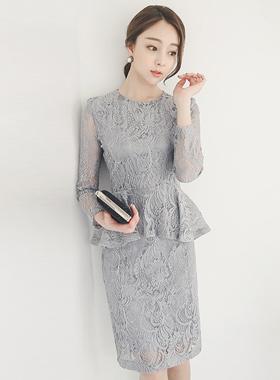 Dress Plum Elegance Race page