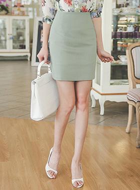 Fresh linen cotton 5 pcs Skirt