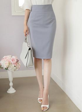 Flat Hline Obi Skirt