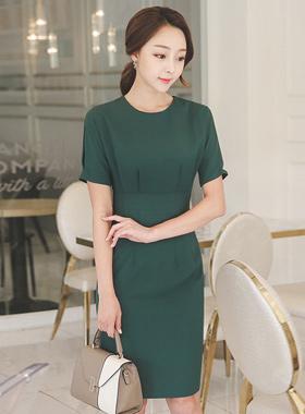 Modern Slim Stingray Dress