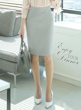 Formal essential H Skirt (spring)