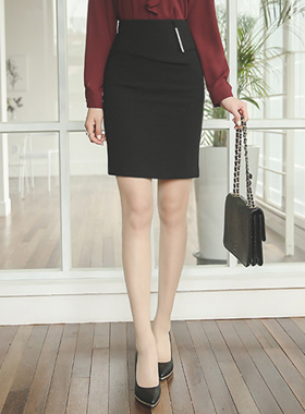 Untouchable Gold Stick Skirt (fall)