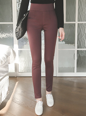 Attractive Color Wide Banding Skinny