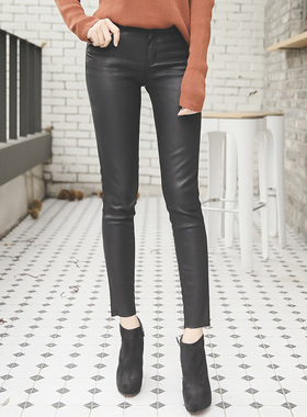 chic Black coating Skinny